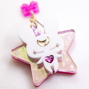 Astral Bunny Necklace