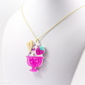 Atomic Sundae Necklace