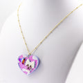 Mini Dreamy Sky Necklace - Kitty