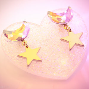 Eternal Sailor Moon Earrings