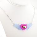 Soaring Heart Necklace