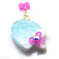 Atomic Creamsicle Necklace