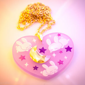 Bunny Dreams Necklace (Large)
