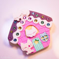 Candy Kitty House