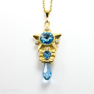 Mini Stellar Staff Necklace