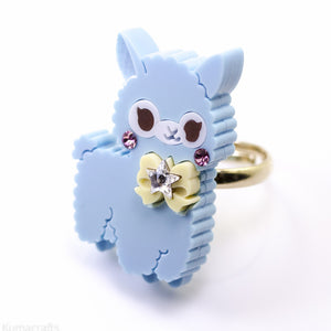 Candy Alpaca Ring