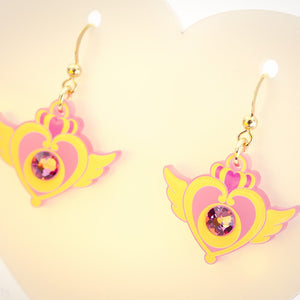 Crisis Moon Earrings