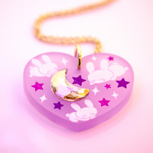 Mini Bunny Dreams Necklace