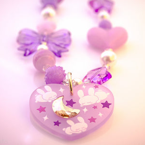 Deluxe Bunny Dreams Necklace