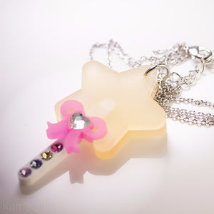 Star Lollipop Necklace