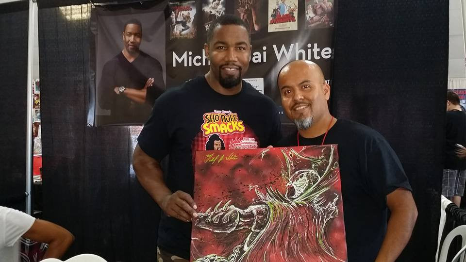 Limited Edition Spawn Canvas Giclee