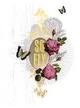 So Fly Greeting Card