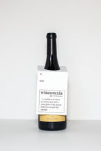Winorexia Wine & Spirit Tag
