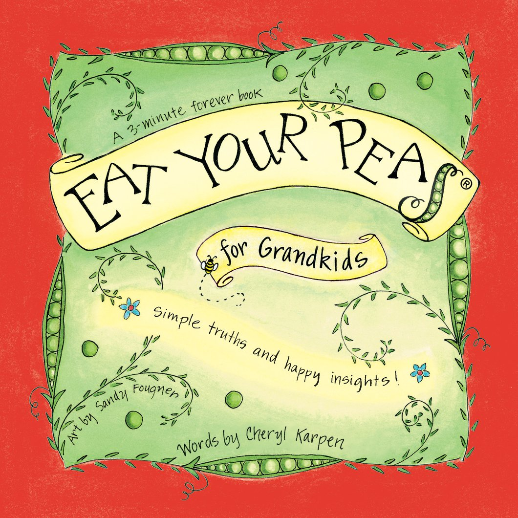 The Eat Your Peas Collection by Gently Spoken - Eat Your Peas for Grandkids