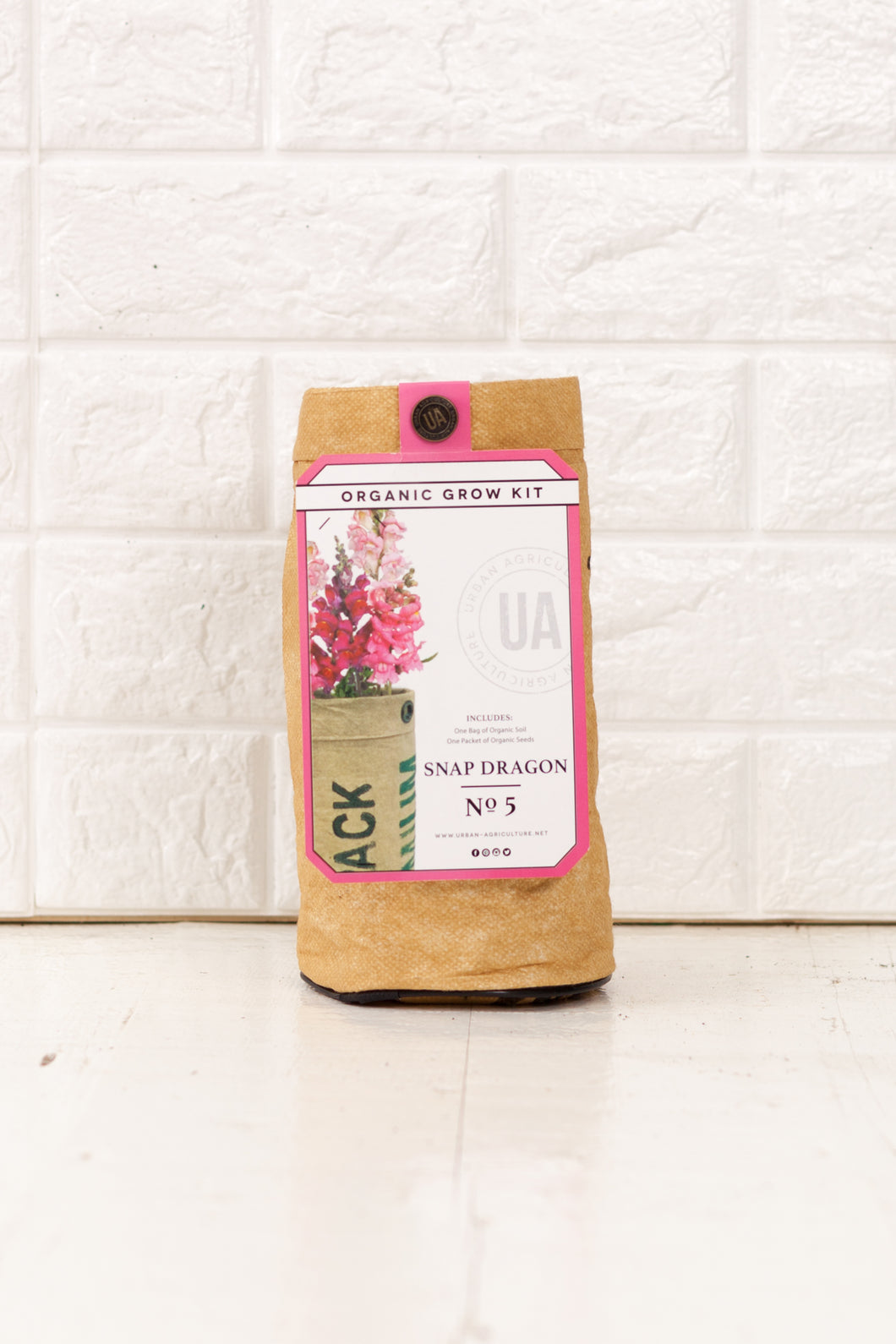 The Urban Agriculture Company - Classic Flower Grow Kit