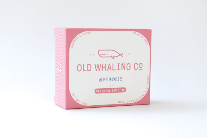 Old Whaling Company - Magnolia Bar Soap