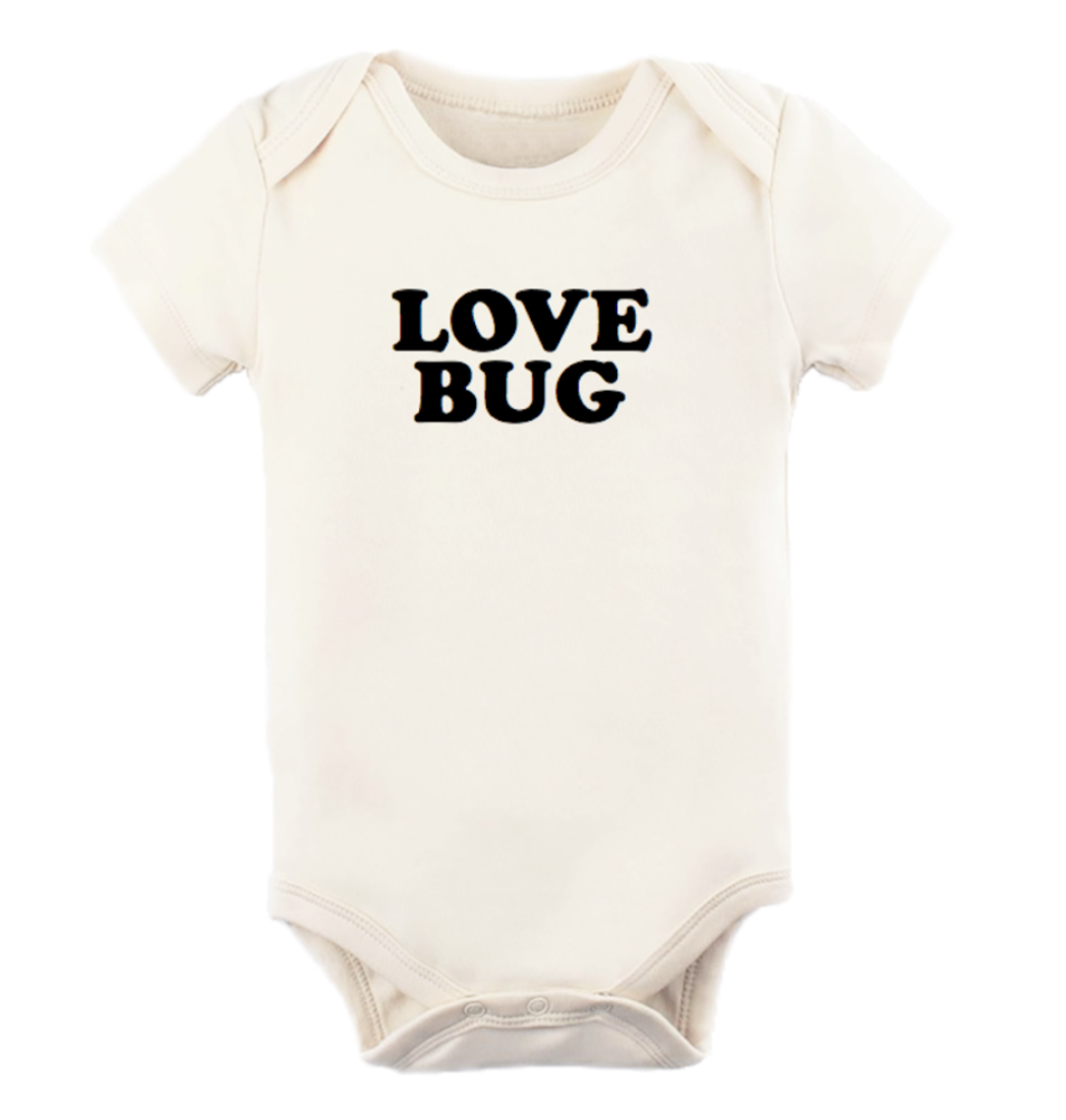 Tenth & Pine - Love Bug Short Sleeve Onesie