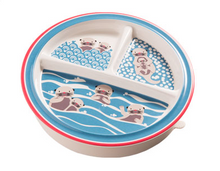 spill proof baby plate