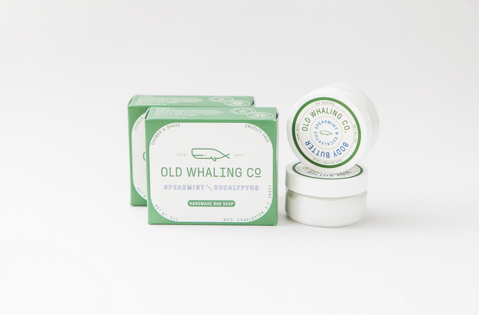Old Whaling Company, Spearmint + Eucalyptus