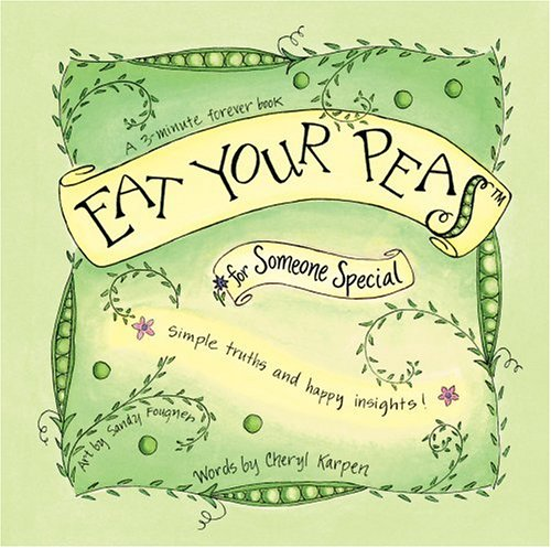 The Eat Your Peas Collection by Gently Spoken - Eat Your Peas for Someone Special