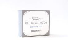 Old Whaling Company - Bamboo + Teak Bar Soap