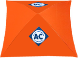 Allis-Chalmers - AC4B Black Diamond/Orange