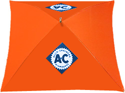 Allis-Chalmers - AC4C Black Diamond/Orange
