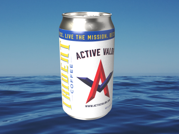 Getting Active for Active Valor - Fueled by Trident Coffee