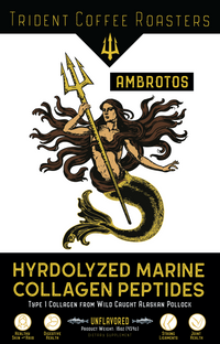 Ambrotos Hydrolyzed Marine Collagen Peptides