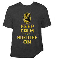 Keep Calm Tri-Blend Shirt