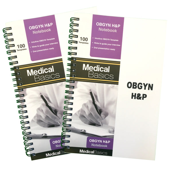 OBGYN H&P Notebook