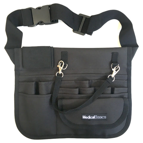 Nurse Waist Pack (Large) with Stethoscope Holder