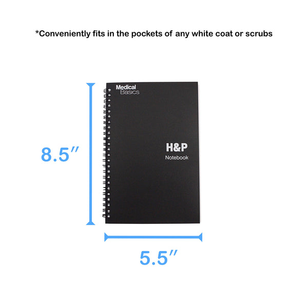 Bulk Order: H&P notebook (Exclusive Company/School Discount)