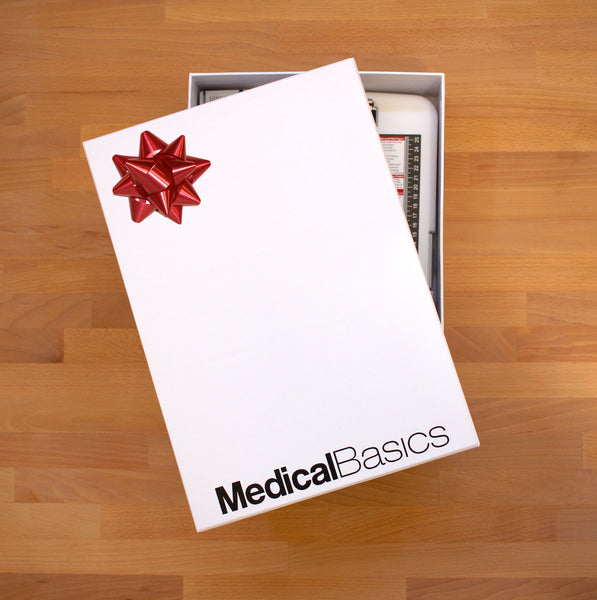 Nursing Gift Box (Multipatient Brainsheet + Scrubnotes)