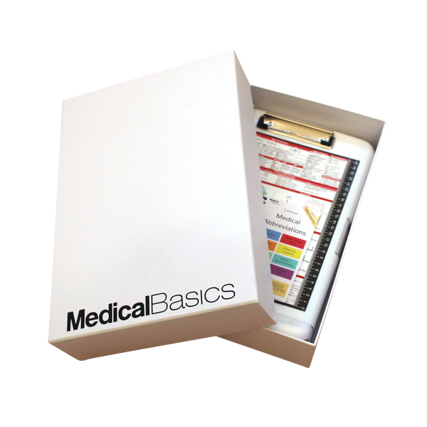 Nursing Gift Box (Pocket Brainsheet + Nursing Notes)