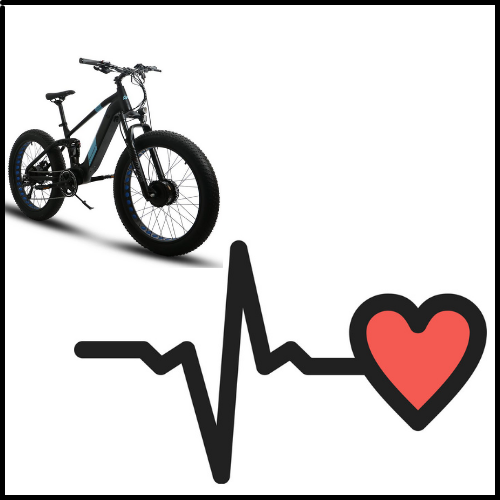 The Surprising Health Benefits of Ebikes