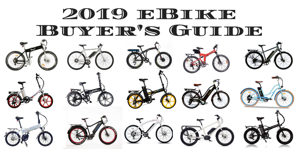 2019 ebike buyer's guide