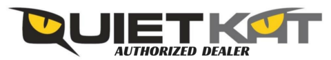 quietkat authorized dealer logo for really good ebikes