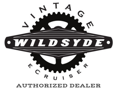wildsyde electic bike authorized dealer logo for really good ebikes