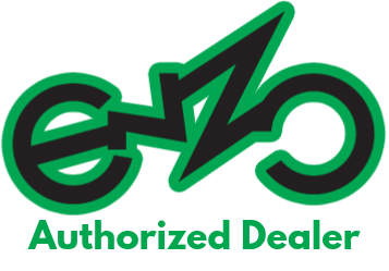 enzo ebikes authorized dealer logo