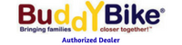 buddy bike logo authorized dealer