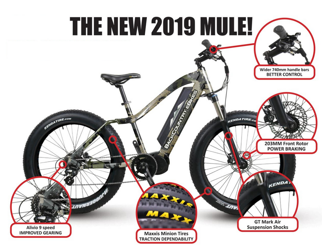 Best Cheap Electric Bikes Affordable E Bikes 2019 >> Ultimate Fat Tire Electric Bike Showdown 2019 Edition Top 12 Ebikes