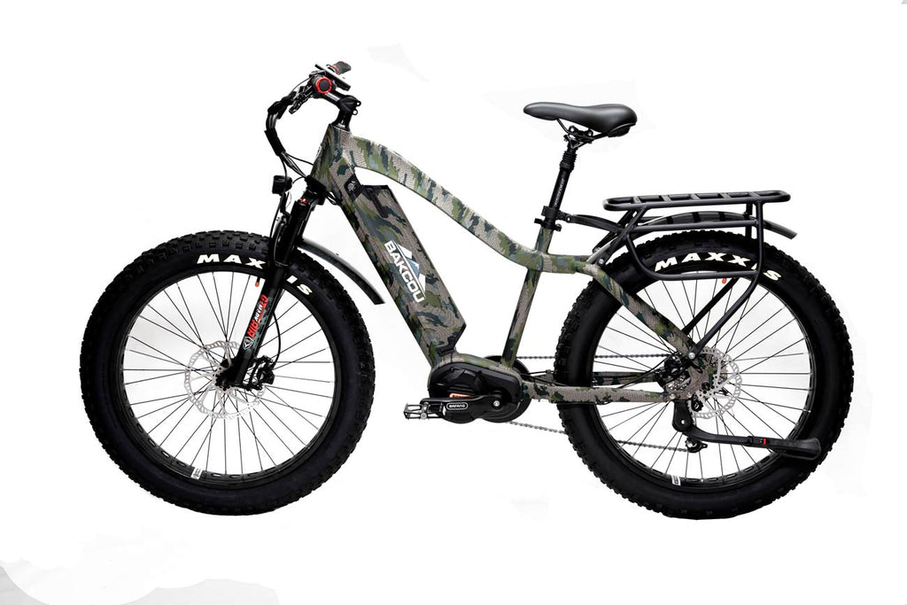 bakcou mule fat tire electric mountain bike