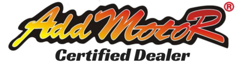 addmotor certified dealer logo for really good ebikes