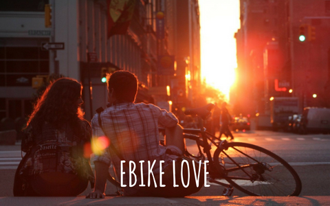 10 REASONS WE LOVE EBIKES