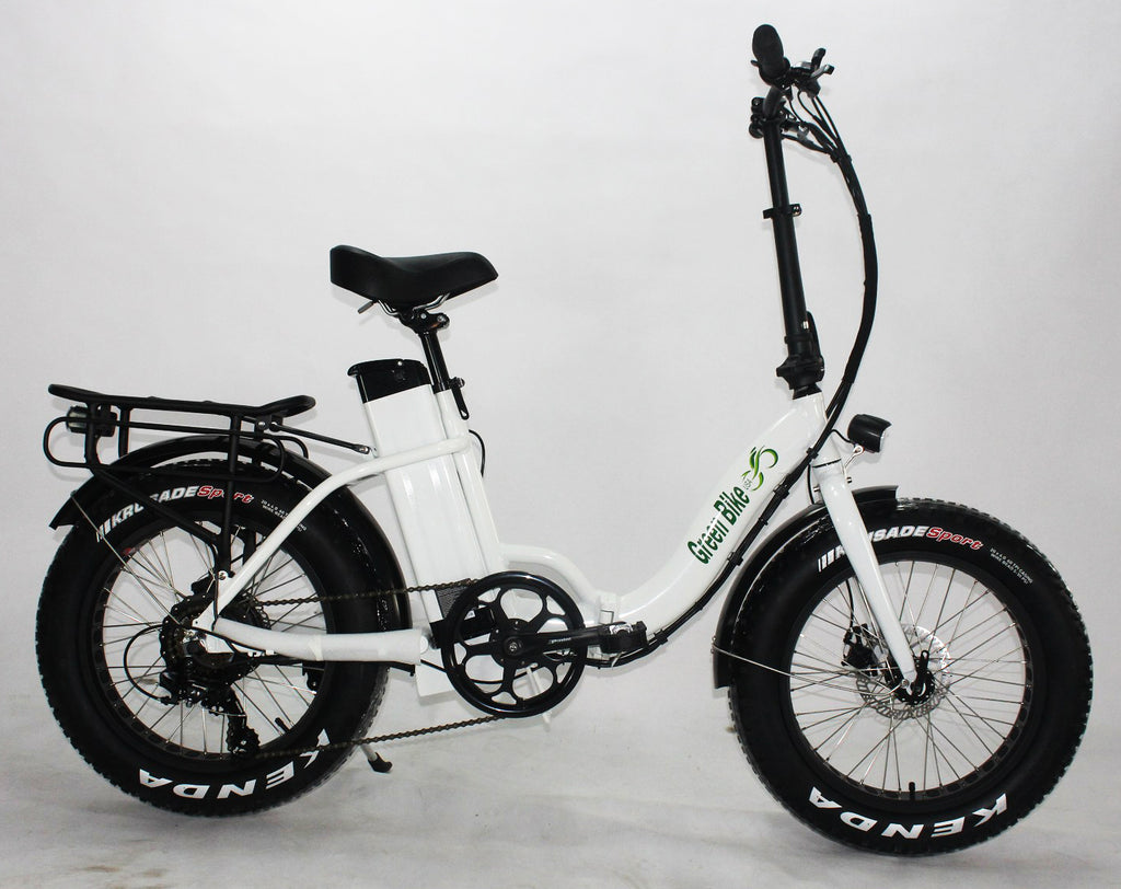 green bike usa gb750 fat tire step through ebike