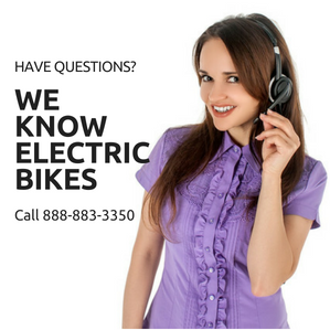 we know ebikes - call us