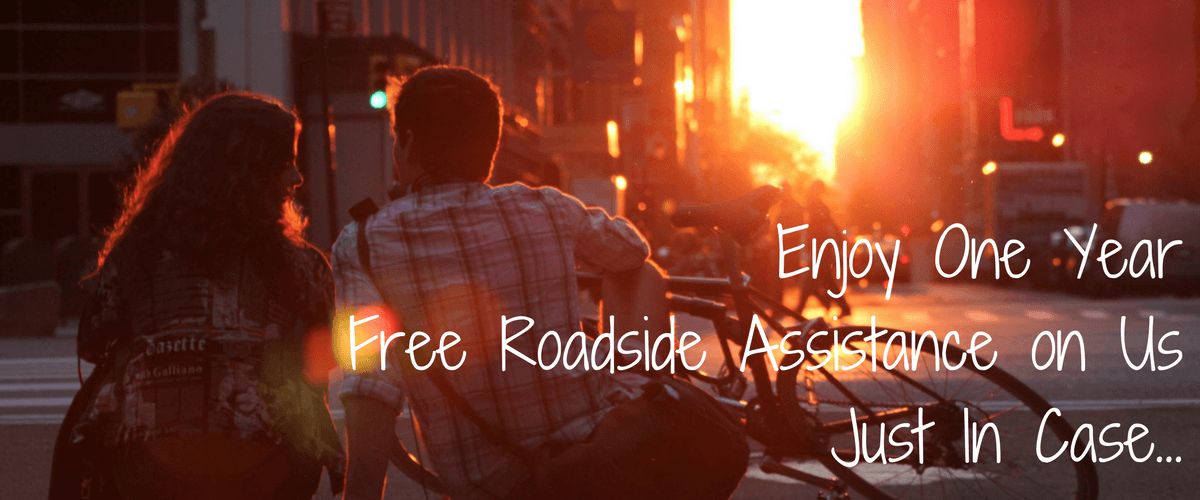 free roadside assistance all ebikes