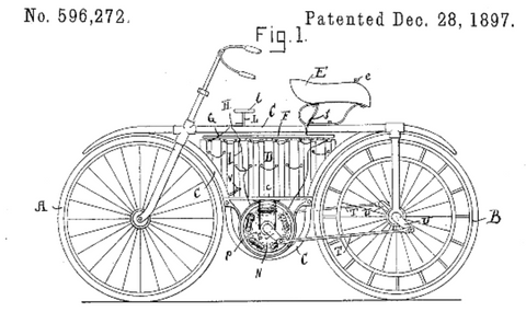electric bike patent ebike buyers guide