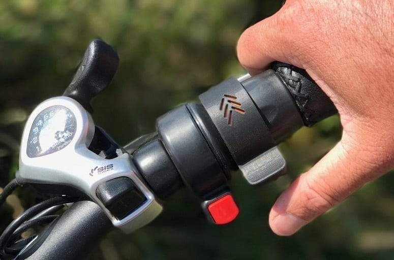 ebike throttle